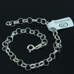 Bransoletka typu ROLO do zawieszek na bransoletkę