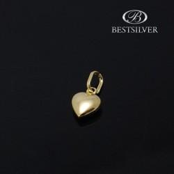 Zawieszka złota damska Serce pr.333 złoto 8kt