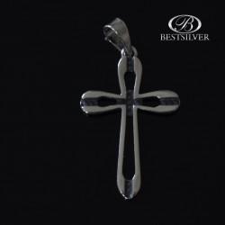 Krzyżyk srebrny modny i fajny Srebro 925 kr010
