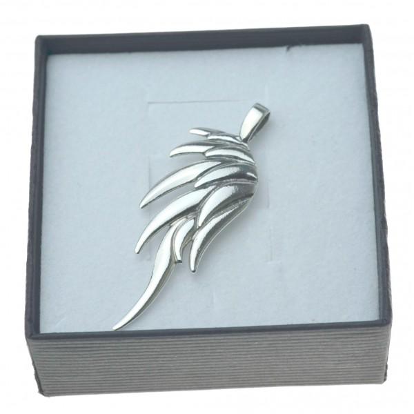 Zawieszka srebrna skrzydła srebro próby 925 k0044