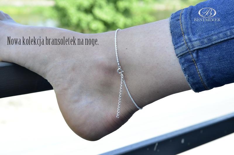 bransoletki na noge